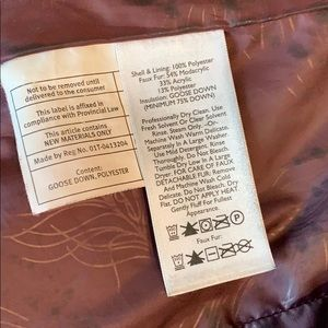 Eddie Bauer Jackets & Coats - Eddie Bauer Goose Down Women's Parka Brown in EUC